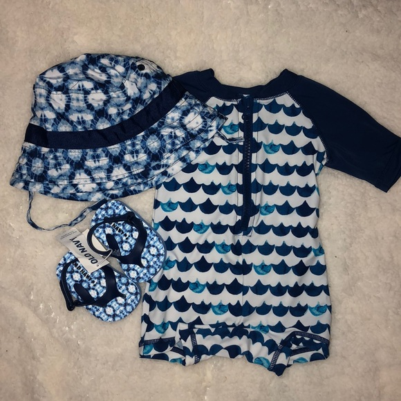 Old Navy Other - Baby Poolside Outfit!